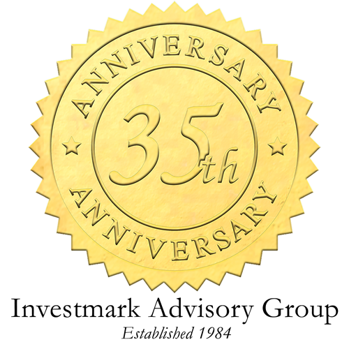 35 years InvestMark Seal